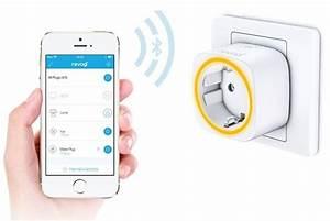 Suivre Sa Consommation Electrique En Temps Reel : smartplug prise compteur d 39 nergie connect e bluetooth ~ Dailycaller-alerts.com Idées de Décoration