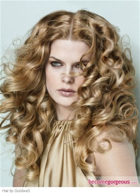 pictures long hairstyles sophisticated long curly hair