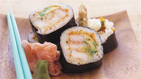 cuisiner des sushis ricardo gt cuisiner un maki au tartare de truite épicée
