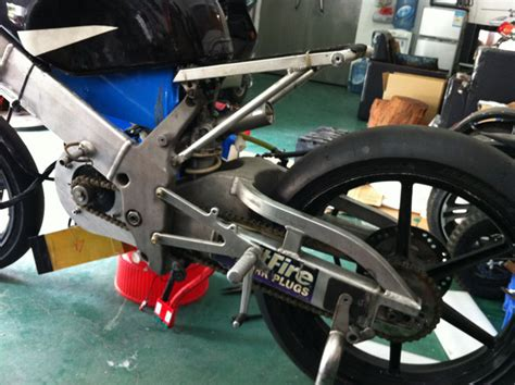 Electric Motorcycle Conversion Kit