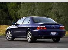 2002 Acura TL Overview Carscom