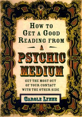 good reading   psychic medium