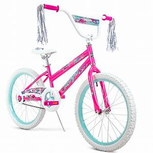 Huffy 20 U0026quot  Sea Star Girls U0026 39  Bike  Pink - Walmart Com