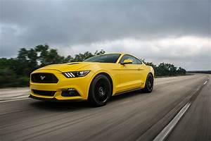 Hennessey's HPE750 Supercharged Mustang Hits 207.9 MPH - StangTV