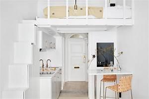 The House Home Teeny Tiny 18 Sqm Apartment Decor