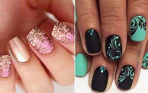 Easy Nail Designs Step by Steps: How to Do It in Your Own ...