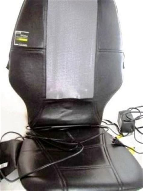 Homedics Shiatsu Chair by Si Homedics Shiatsu Chair Cushion Sbm 200 Ebay
