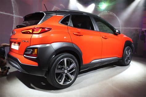Salon De Francfort 2017  Hyundai Kona Osé