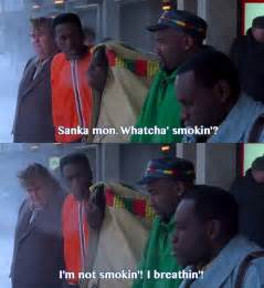 Cool Runnings Movie Quotes