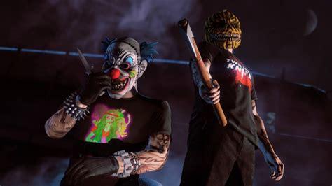 gta spooky halloween slashers beasts