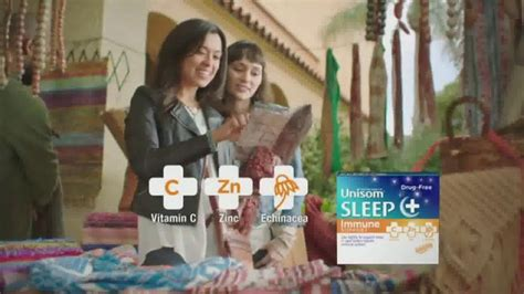 unisom immune sleep support control take ad commercial commercials