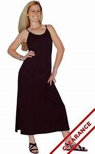 Black Long Rib Knit Spaghetti Strap Dress