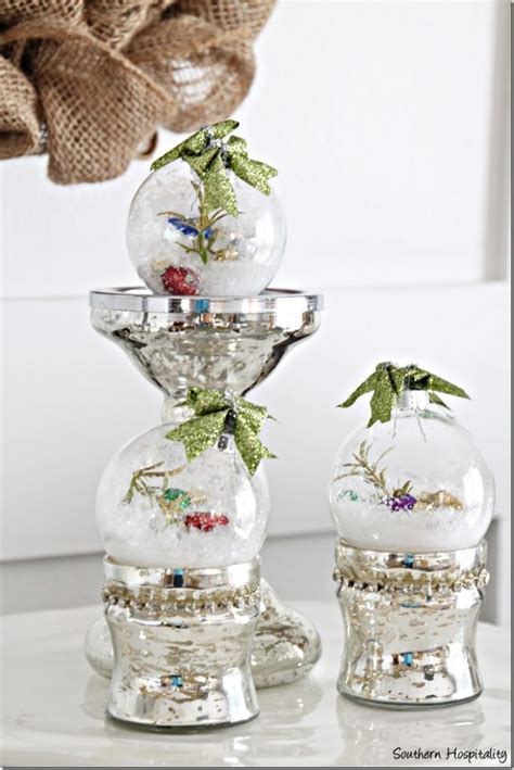 diy christmas glass ornaments diy ornaments southern hospitality