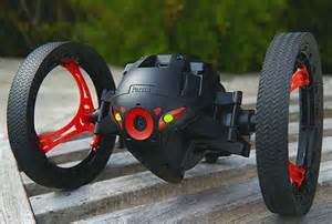 Mini Sumo Jumping Parrot Drone