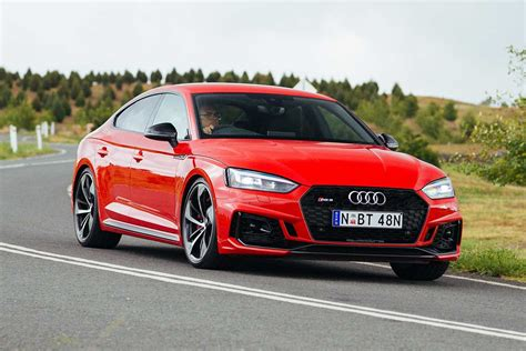 2019 Audi Rs5 by 2019 Audi Rs5 Sportback Review Motor