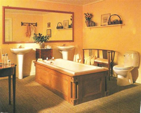 edwin lutyens style arts crafts movement bathroom design