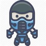Icon Sub Zero Icons Subzero Mortal Kombat