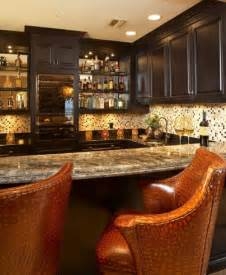 Home Bar Themes by 25 Truly Amazing Home Bar Designs Shelterness