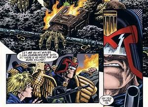 Predator vs. Judge Dredd | thecriticaleye