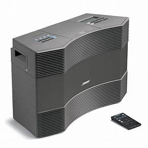 Bose Acoustic Wave Music System Ii  U2013 Titanium Silver
