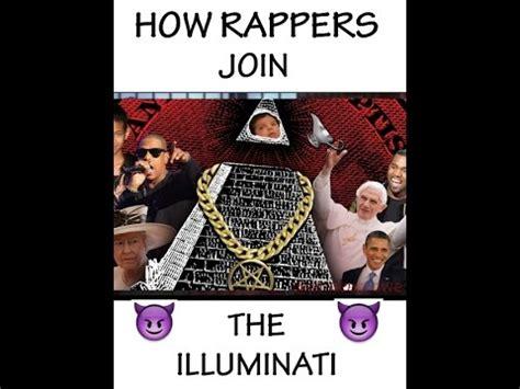 joining illuminati how rappers join the illuminati