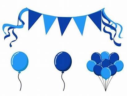 Birthday Clipart Party Balloons Balloon Clip Banner