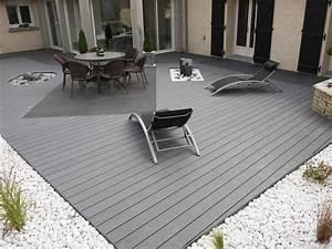 Terrasse En Bois Composite Prix : 17 meilleures id es propos de lame de terrasse composite ~ Edinachiropracticcenter.com Idées de Décoration