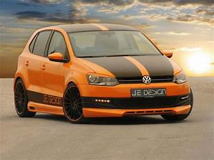 Polo V : je design has created a new styling kit for the volkswagen polo v ~ Gottalentnigeria.com Avis de Voitures