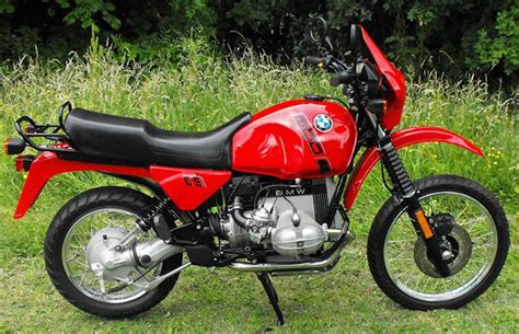 R80gs For Sale by Second Bmw R100gs 1988 1994 Australian Motorcycle News