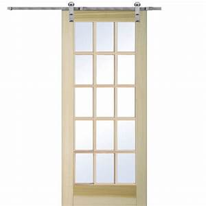 Milliken millwork 36 in x 80 in primed cambridge smooth for 40 inch interior barn door