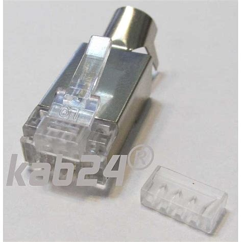 rj45 stecker verlegekabel kab24 174 netzwerk cat6 rj45 stecker f 252 r cat7 verlegekabel netzwerk kab24 de