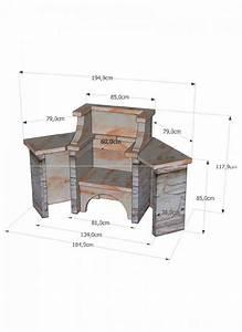 superbe plan de travail exterieur bois 13 barbecue en With plan de travail exterieur pour barbecue