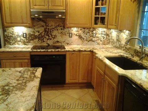 splendor gold leather kitchen countertop splendor yellow