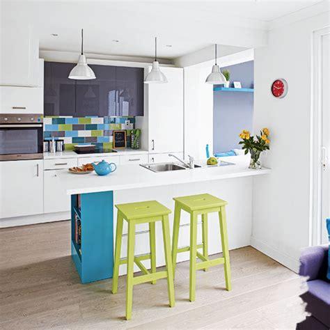 breakfast bar kitchen island small kitchen design ideas ideal home