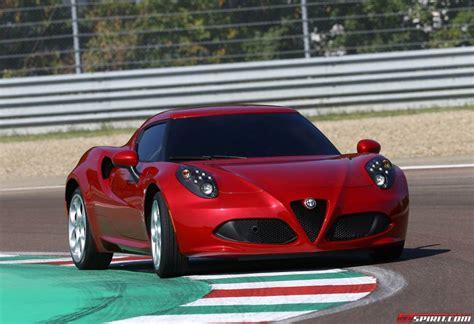 Alfa Romeo Coming To Us by Alfa Romeo 4c Coming To U S In June Gtspirit