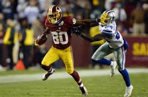 Top 32 Redskins of 2016 - Jamison Crowder