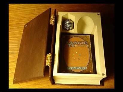 Deck Box Mtg Printed Magic Gathering Cards
