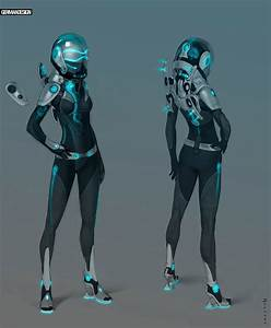 Super Punch: Space suit design | Sci-Fi Outfits ...