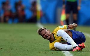#WorldCup: Neymar A Doubt For Brazil's Quarter-Final With ...