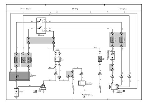 96 Toyotum Camry Alternator Wiring Schematic by Newb Rogue Valley Lc Mechanics And Starting Issue