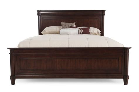 broyhill aryell bed mathis brothers furniture