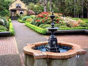 Outdoor patio water fountains best modern contemporary for Outdoor patio fountains