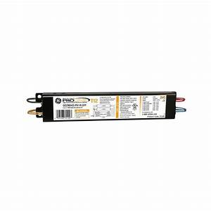 33 Electronic Ballast Circuit For Fluorescent Lamps  T12ho