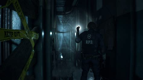Resident Evil 2 Remake Official 4k Screenshots Give A New