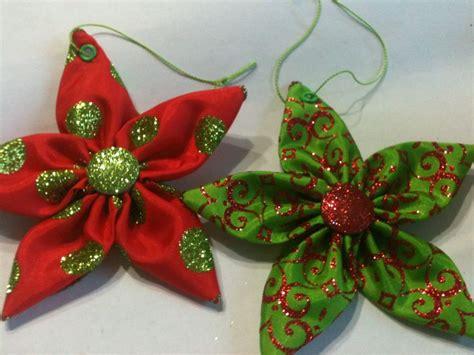 ribbon christmas stars craft ideas pinterest