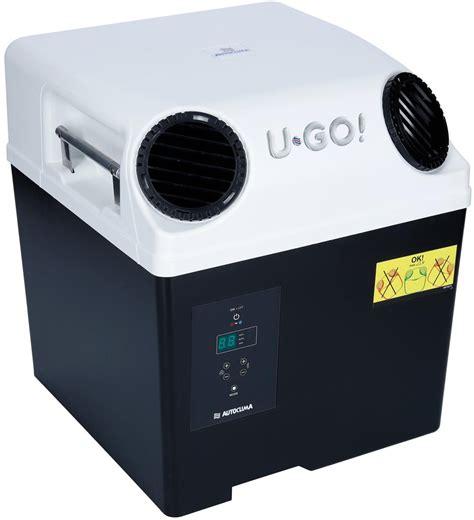 Externe Klimaanlage Auto autoclima u go mobile 12v klimaanlage mit w 228 rmefunktion