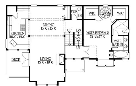 split entry floor plans house plans and design modern house plans split level