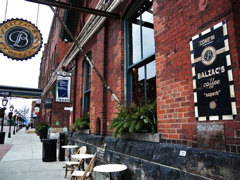 Enjoy seven districts coffee at home. Patti Friday: Balzac's Coffee, The Distillery District