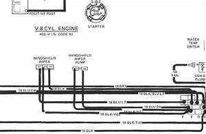 1974 Firebird Wiper Wiring Diagram