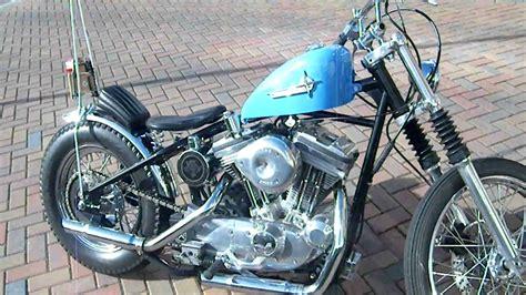 Harley Davidson Sportster Chopper Bobber